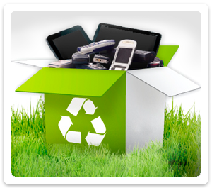 Box-with-Recycle-Devices
